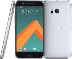 """HTC 10 Glacier Silver, 5.2"""" 12MP 32GB - T-Mobile"""