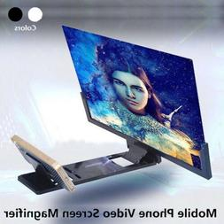 "14"" Mobile Phone Screen Magnifier 3D Video Amplifier Smartph"
