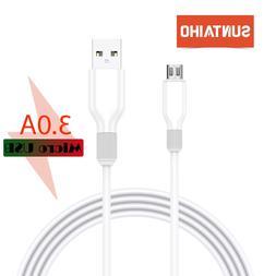 Suntaiho 1m 2m Micro USB Cable for Xiaomi Redmi Note 5 Pro 4