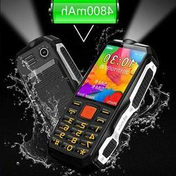 2.0'' 4800mah GSM 900/1800 Dual Sim Cell Phone Long Stand-by