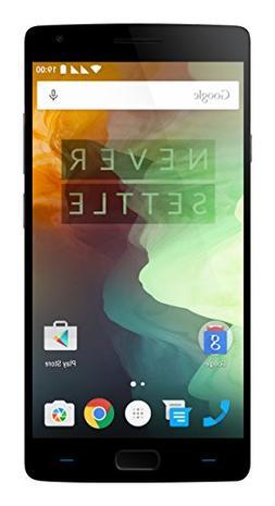 """OnePlus 2 A2005 Unlocked 4G LTE 5.5"""" Smartphone, 64GB Sandst"""