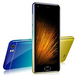 """2019 5.0"""" Android 7.0 Unlocked Cell Phones Dual SIM 3G Smart"""