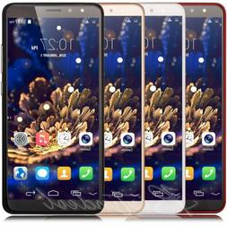 """2019 New 5.5"""" GSM Unlocked Android 8.0 Cell Phones Dual SIM"""
