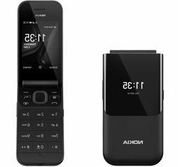 "Nokia 2720 Flip Factory Unlocked 2.8"" Display Dual-core proc"