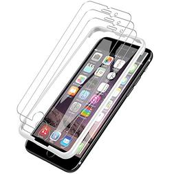 LK  Screen Protector for iPhone 6 Plus/iPhone 6S Plus,  Doub
