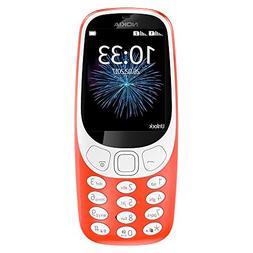 "Nokia 3310 3G - Unlocked Feature Phone  - 2.4"" Screen - Warm"