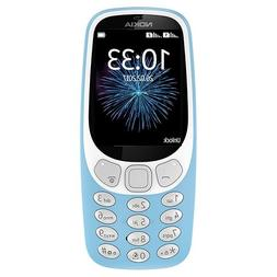 "Nokia 3310 3G - Unlocked Feature Phone  - 2.4"" Screen - Azur"
