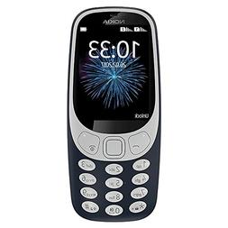 "Nokia 3310 3G - Unlocked Feature Phone  - 2.4"" Screen - Char"