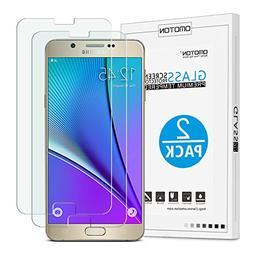 OMOTON 3322750 9H Ultra-Clear Anti-Scratch Tempered-Glass Sc