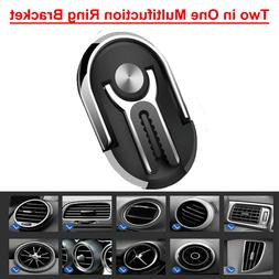 360° Bracket Mobile Cell Phone GPS Magnet Car Dash Stand Mo
