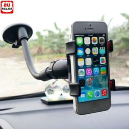 360 car windshield mount cradle holder stand