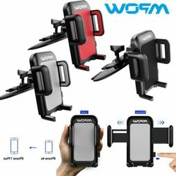 MPOW 360° CD Slot Cell Phone Holder for Car Stand Cradle Mo
