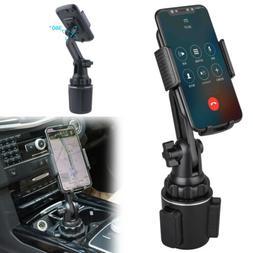 360 Degree Adjustable Car Cup Holder Stand Cradle Mount For