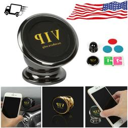 360 Magnetic Car Air Vent Dock Mount Cell Phone Holder For S