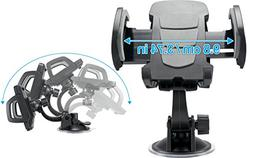 360°Rotating Universal Car Windshield Mount Holder Stand Br