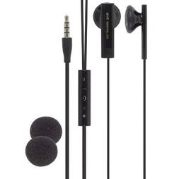 HTC 36H00936-00M 3.5mm Stereo Headset with Send/End Button a