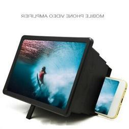 3D Folding Cell Phones HD Screen Magnifier Video Amplifier S