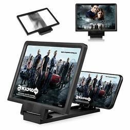 3D Mobile Phone Screen Magnifier HD Video Amplifier Smartpho