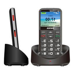 3G WCDMA GSM Mobile Phone for Senior Elder BIG KEY FONT LOUD