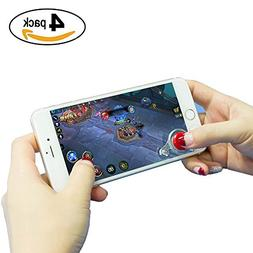 Mobile Joystick Video Game Controller Touch Screen Joypad f
