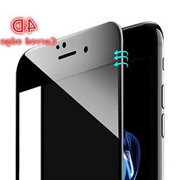 COOCOl 4D Curved edge Full Cover Tempered Glass for iPhone 6