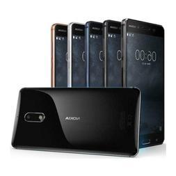 """Nokia 5 - 16GB - Android 8.0 - 5.2"""" - 13MP - Factory Unlocke"""