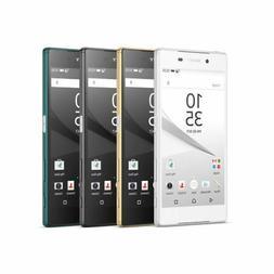 5.2'' Sony Xperia Z5 E6653 Octa-core 32GB GSM Unlocked Andro