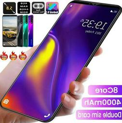 "5.8"" Note10+ Smart Mobile Phone 4G+64GB Dual SIM Octa Core A"
