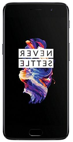 OnePlus 5 A5000 5.5 inch Snapdragon 835 Dual 16MP  4G LTE Du