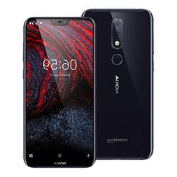 Nokia 6.1 Plus  4GB / 64GB 5.8-inches Dual SIM Factory Unloc