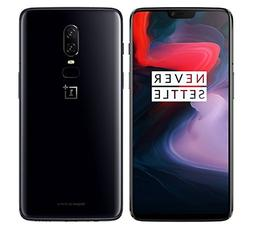 OnePlus 6 A6003 64GB Storage + 6GB Memory Factory Unlocked 6