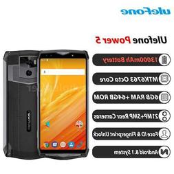 Ulefone Power 5 SmartPhone Octa Core 6+64GB 13000mAh 4G 21MP