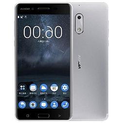 "Nokia 6 TA-1003 64GB Silver, Dual Sim, 5.5"", GSM Unlocked In"