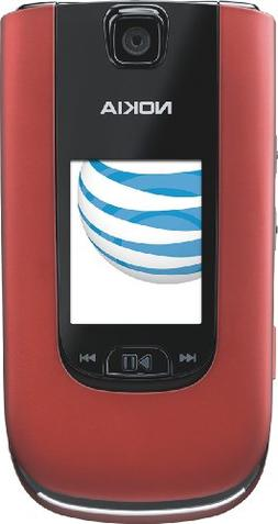 Nokia 6350, Red