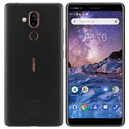 Nokia 7 Plus 64GB Single-SIM Android Factory Unlocked 4G Sma