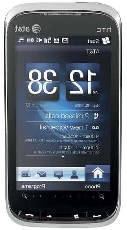 HTC ST-7377 Tilt 2 Unlocked Phone with QWERTY Keyboard, Touc