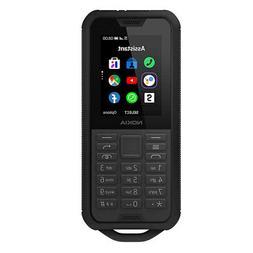 Nokia 800 Tough  - Black Steel -