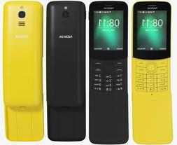 Nokia 8110 4G  512MB/4GB Factory Unlocked GSM International