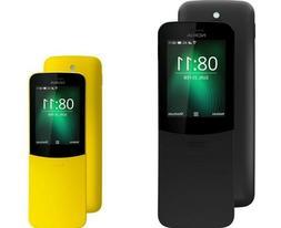 Nokia 8110 TA-1059 Unlocked 4GB 512MB RAM DualSim 4G Phone I