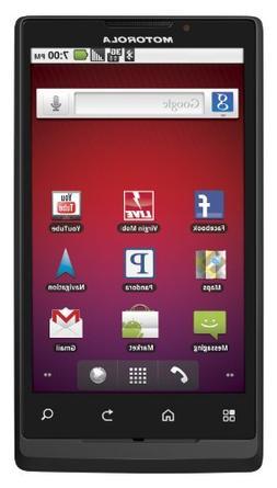 Motorola 836182002507 Triumph Prepaid Smartphone - CDMA 800/