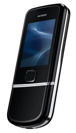 Nokia 8800 Carbon Arte Triband 3G Unlocked Phone