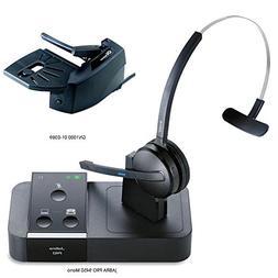 Jabra PRO 9450 Mono Midi-Boom Wireless Headset with GN1000 R