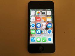 Apple iPhone 4S Unlocked Cellphone, 16GB, Black