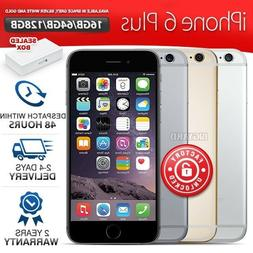 Apple iPhone 6 GSM Unlocked Cellphone, 64GB, Silver