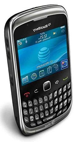 BlackBerry Curve 3G 9300 Gray WiFi Unlocked GSM QuadBand Cel