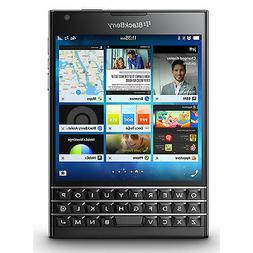 BlackBerry Passport Factory Unlocked Cellphone, Internationa
