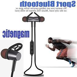 Bluetooth Headphones, Wireless Sport Bluetooth Earphone 4.1
