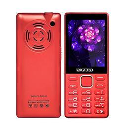 Cectdigi 216i Keyboard Mobile Phone,Elder Senior Used,2.4inc