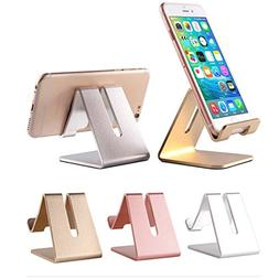 Cell Phone Desk Stand Holder - ToBeoneer Aluminum Desktop So