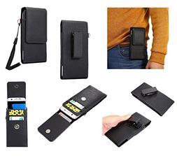 DFV mobile - Magnetic Holster Card Holder Case belt Clip Rot